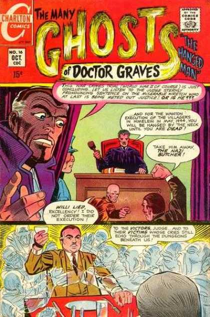 Many Ghosts of Dr. Graves 16