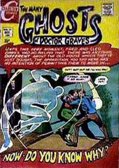 Many Ghosts of Dr. Graves 17