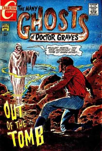 Many Ghosts of Dr. Graves 19 - Jim Aparo