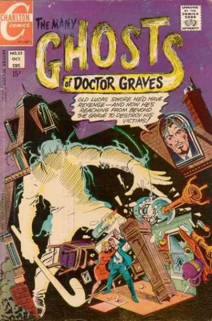 Many Ghosts of Dr. Graves 22