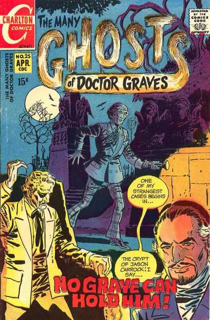 Many Ghosts of Dr. Graves 25