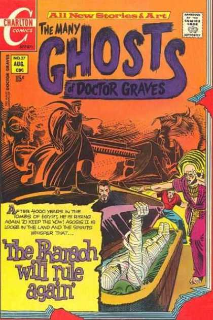Many Ghosts of Dr. Graves 27