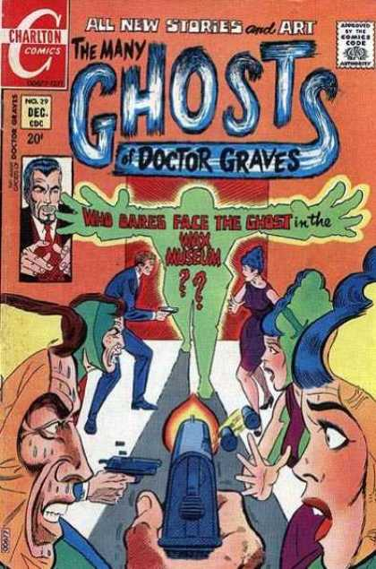 Many Ghosts of Dr. Graves 29