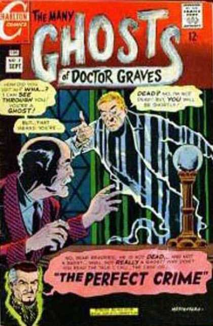 Many Ghosts of Dr. Graves 3 - Rocco Mastroserio