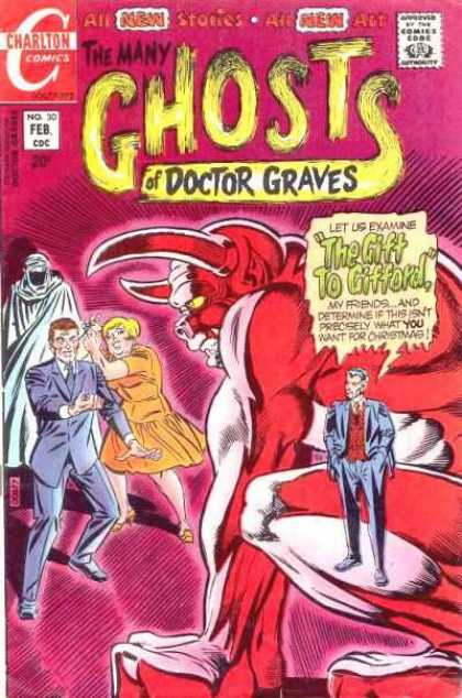Many Ghosts of Dr. Graves 30