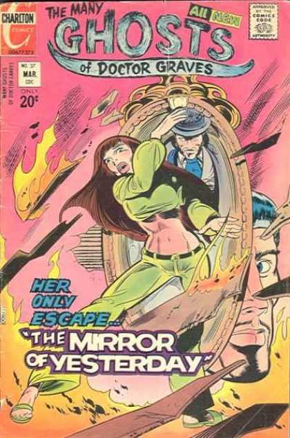Many Ghosts of Dr. Graves 37 - Joe Staton