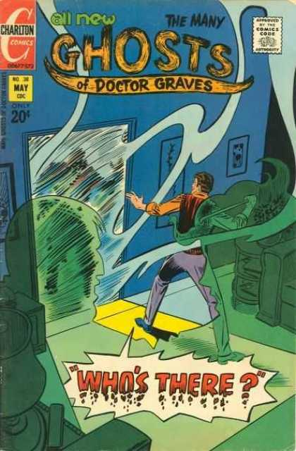 Many Ghosts of Dr. Graves 38