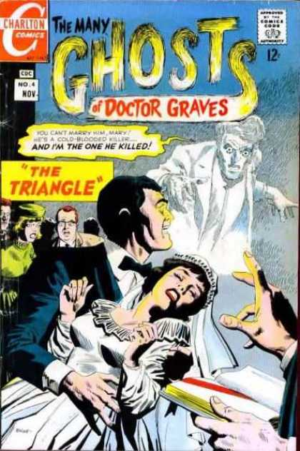 Many Ghosts of Dr. Graves 4 - Rocco Mastroserio