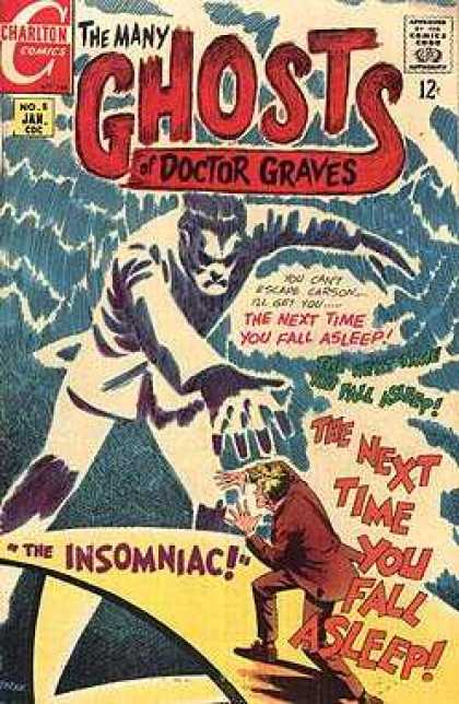 Many Ghosts of Dr. Graves 5 - Rocco Mastroserio