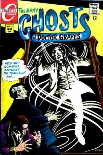 Many Ghosts of Dr. Graves 6 - Rocco Mastroserio