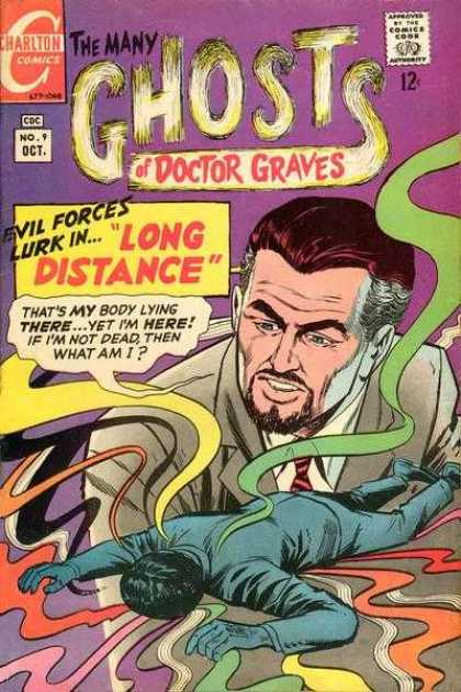 Many Ghosts of Dr. Graves 9 - Long Distance - Body - Goatee - Evil Forces - Lying