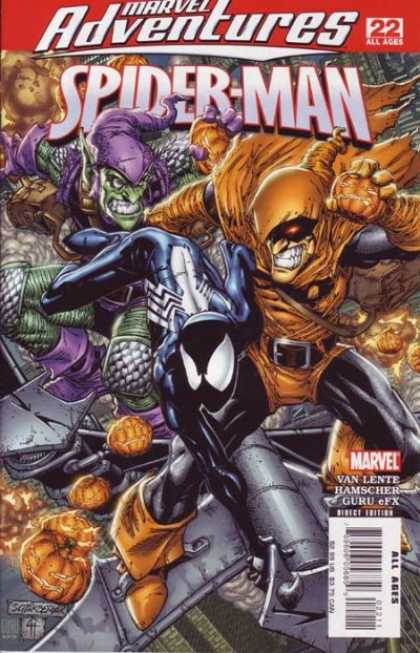 Marvel Adventures Spider-Man 22