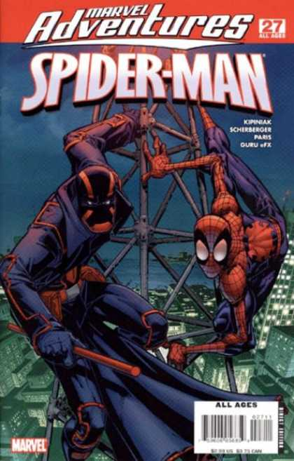 Marvel Adventures Spider-Man 27