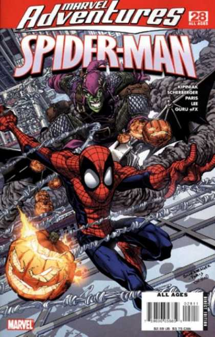 Marvel Adventures Spider-Man 28