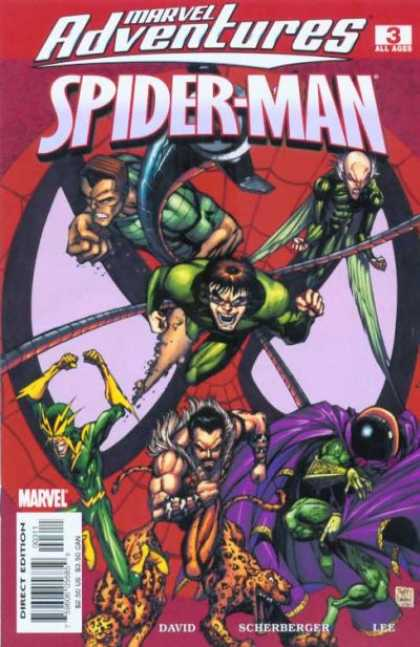 Marvel Adventures Spider-Man 3