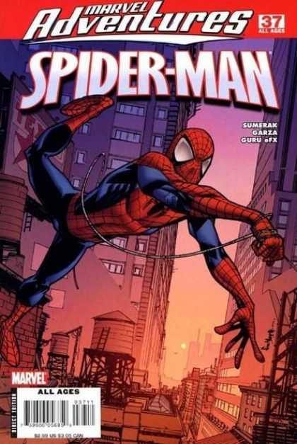 Marvel Adventures Spider-Man 37