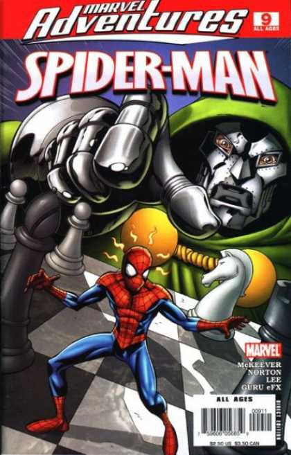 Marvel Adventures Spider-Man 9 - Mike Norton