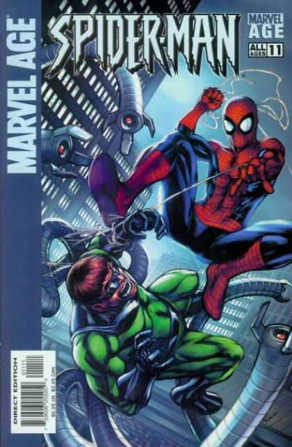 Marvel Age Spider-Man 11