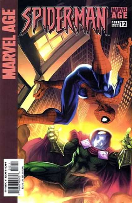 Marvel Age Spider-Man 12