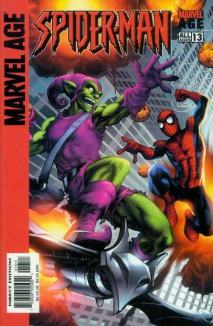 Marvel Age Spider-Man 13