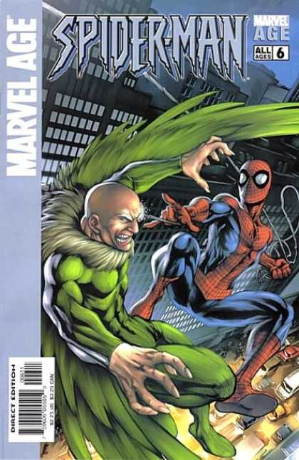 Marvel Age Spider-Man 6