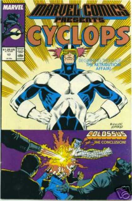 Marvel Comics Presents 17 - Bob McLeod, Richard Buckler