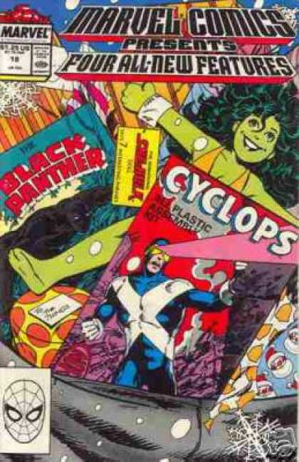 Marvel Comics Presents 18 - John Byrne