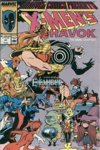 Marvel Comics Presents 31 - Jon Bogdanove
