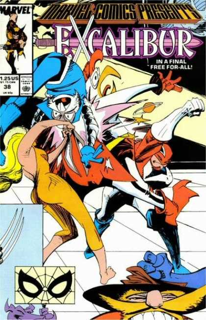 Marvel Comics Presents 38 - Mark Badger