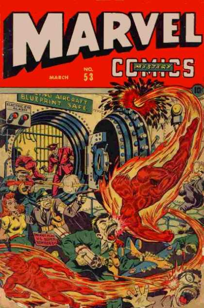 Marvel Comics 53