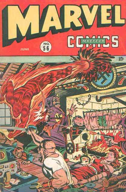 Marvel Comics 56
