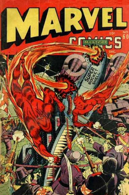 Marvel Comics 60