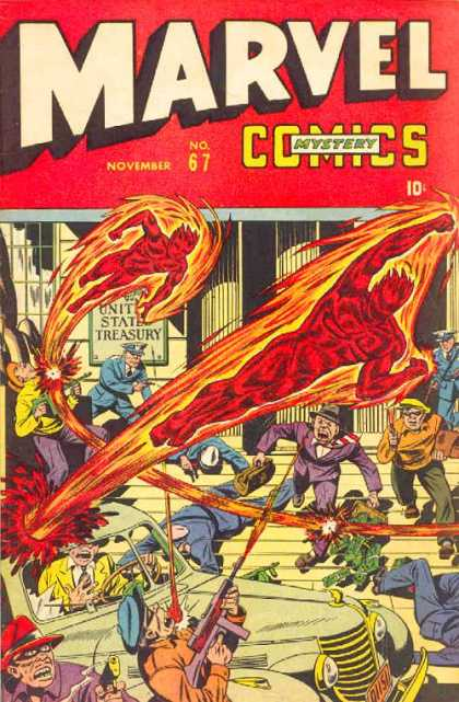 Marvel Comics 67