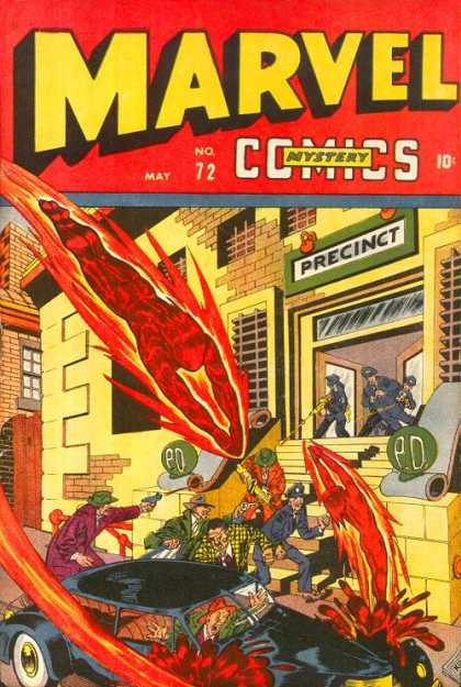 Marvel Comics 72
