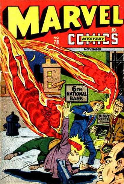 Marvel Comics 78