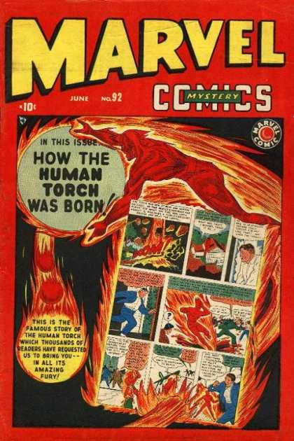 Marvel Comics 92