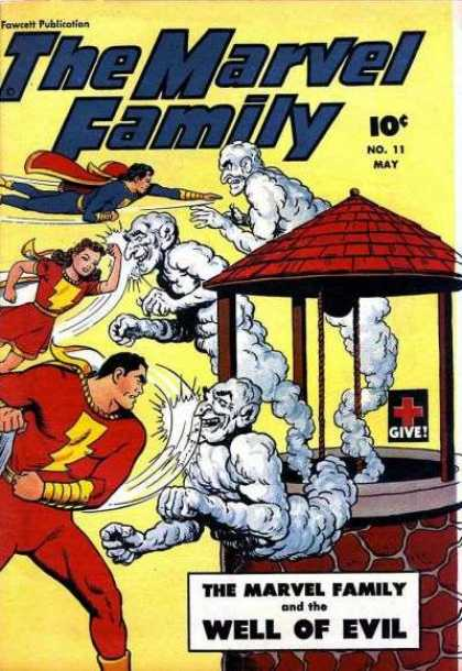 Marvel Family 11