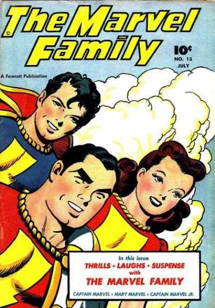 Marvel Family 13