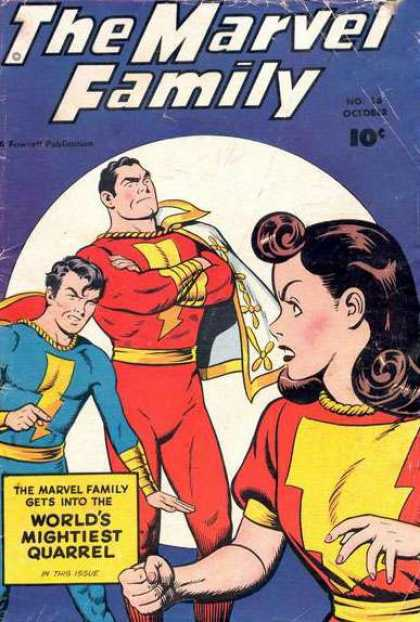 Marvel Family 16