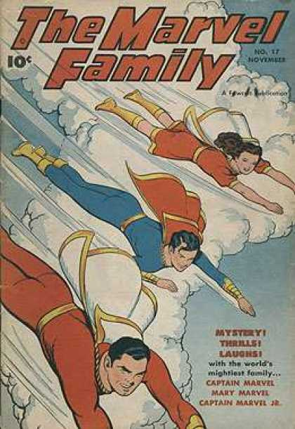 Marvel Family 17