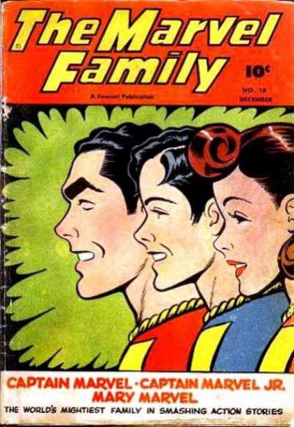 Marvel Family 18