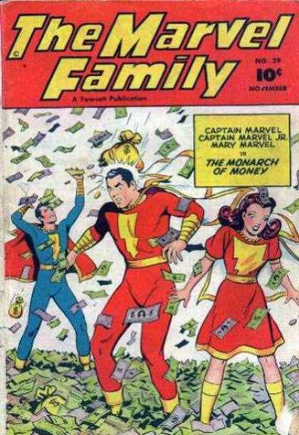 Marvel Family 29