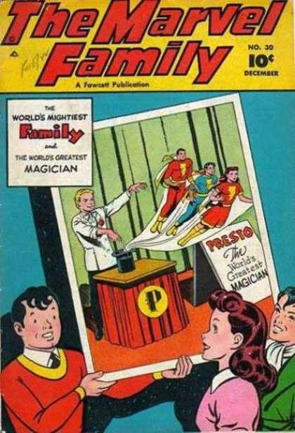 Marvel Family 30
