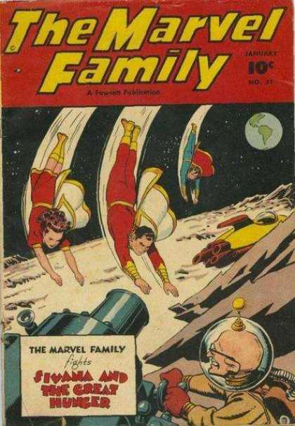 Marvel Family 31