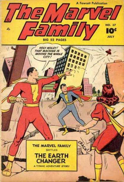 Marvel Family 37