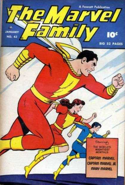 Marvel Family 43