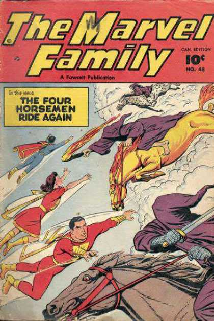 Marvel Family 48