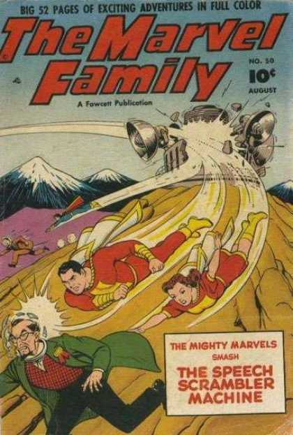 Marvel Family 50