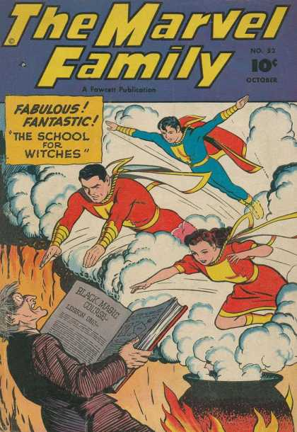 Marvel Family 52