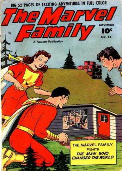 Marvel Family 53
